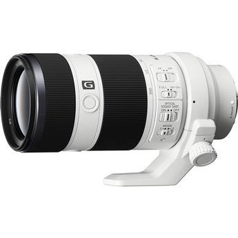 Sony FE 70-200mm f/4 G OSS Full-Frame E-Mount Zoom Lens - White